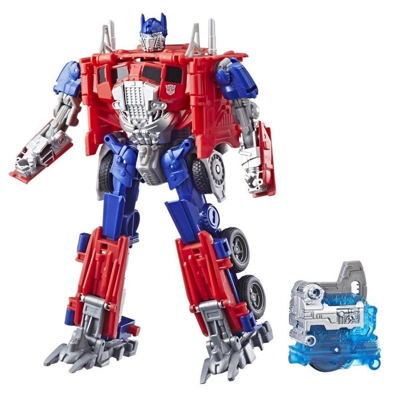 Transformers Energon Igniters Nitro Optimus Prime