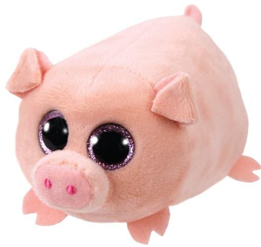 Teeny Tys Schwein Curly 10 cm