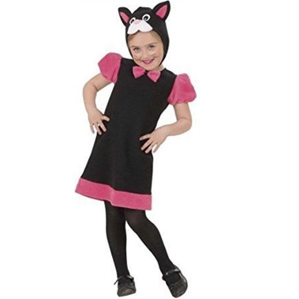 Kostüm Kätzchen Gr. 104