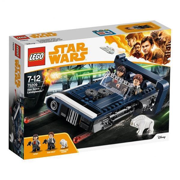 Lego Star Wars 75210 Molochs Landspeeder
