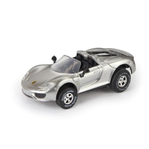 Darda Auto Porsche 918 Spider Cabrio Silber