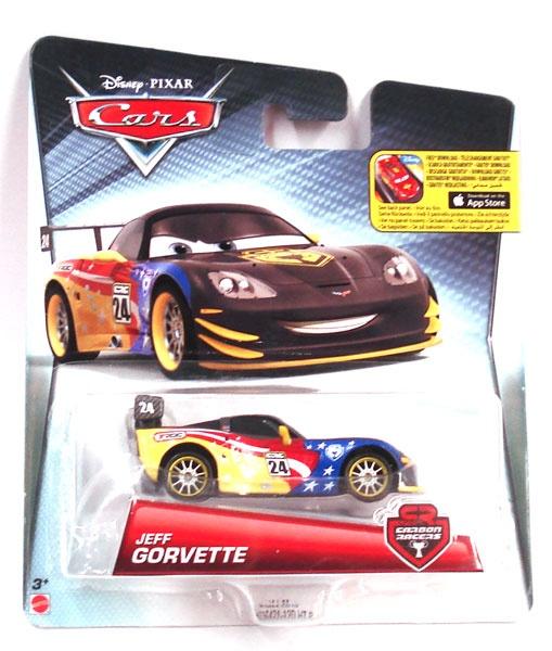 Cars Auto Jeff Gorvette DHM84