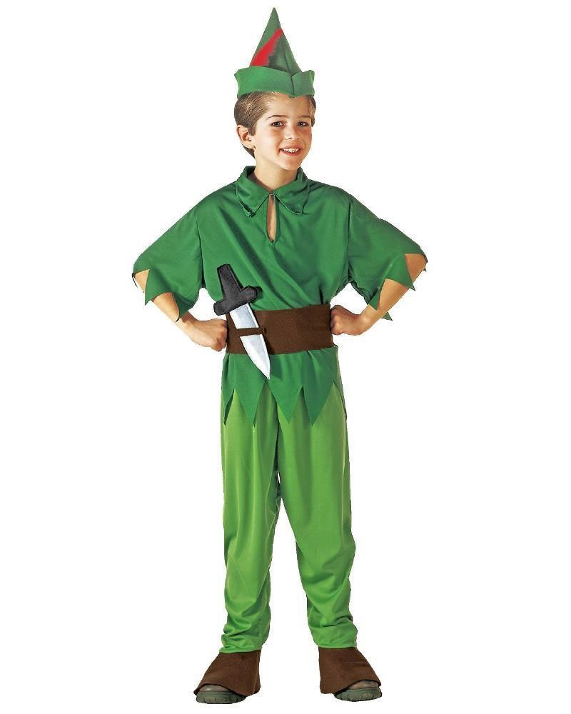 Kostüm Peter Gr. 128