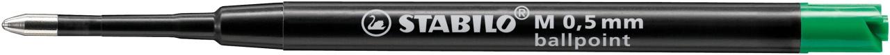 Stabilo Kugelschreibermine grün 0,5mm