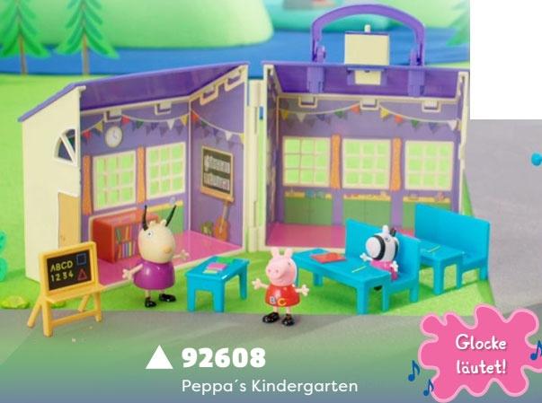 Peppa Pig - Peppas Kindergarten Jazwares