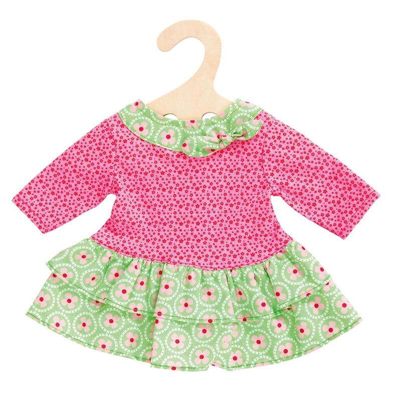 Heless Puppen Kleid Blumi 35 - 45 cm