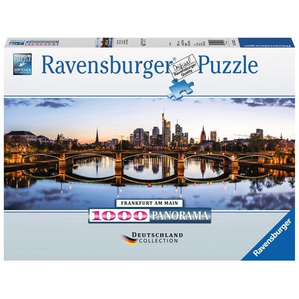 Puzzle Frankfurt am Main 1000 Teile von Ravensburger