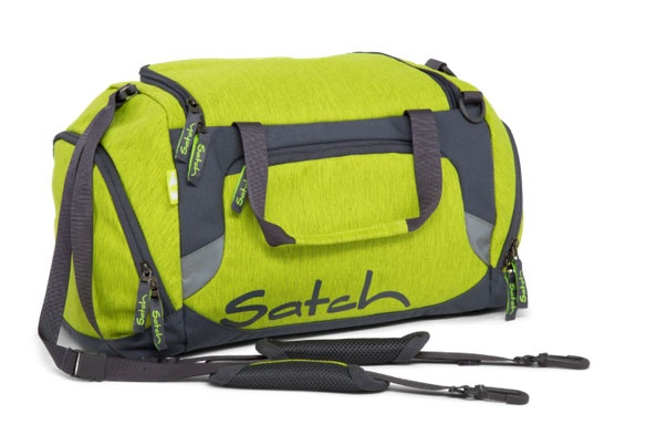 Ergobag Satch Sporttasche Ginger Lime