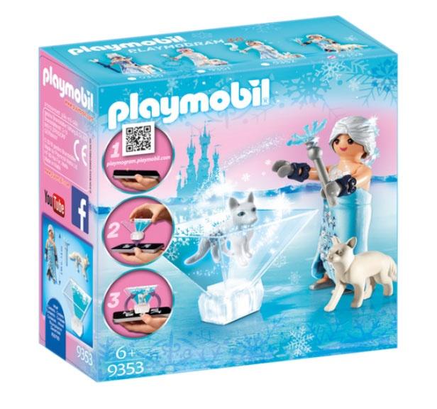 Playmobil 9353 Magic Eisprinzessin Winterblüte