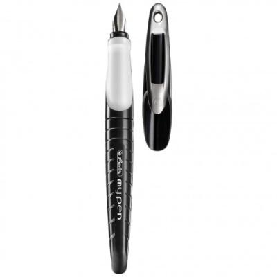 Herlitz Schulfüller my pen schwarz/weiss links