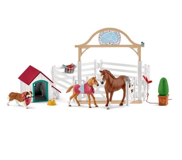 Schleich Horse Club Hannahs Gastpferde 42458