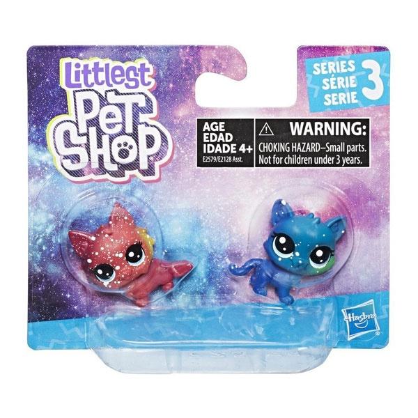 Littlest Pet Shop Kosmisches Pärchen Kätzchen