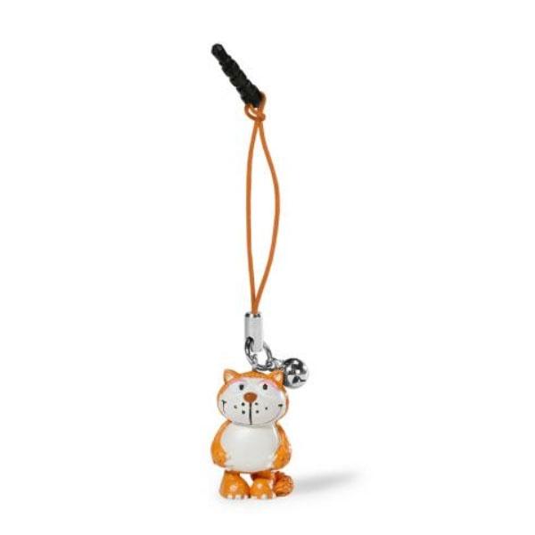 Smartphone Stecker mit Katze Hungry Beauties
