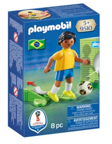 Playmobil 9510 Nationalspieler Brasilien