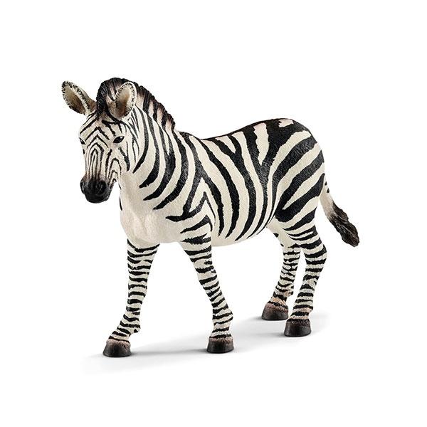 Schleich Wild Life Zebra Stute 14810