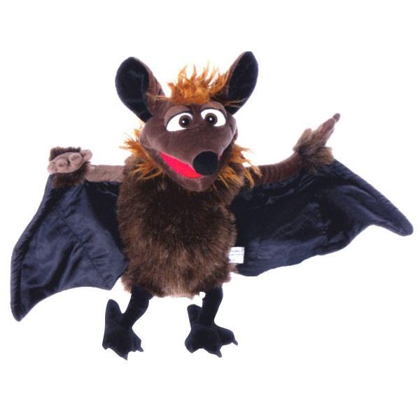 Living Puppets W434  Gaston die Fledermaus Handpuppe