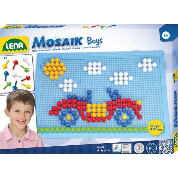 Mosaik Bastelset Boys