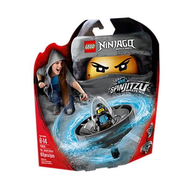 Lego Ninjago 70634 Spinjitzu-Meisterin Nya