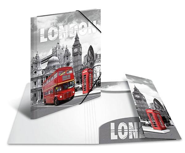 Herma Sammelmappe A3 London
