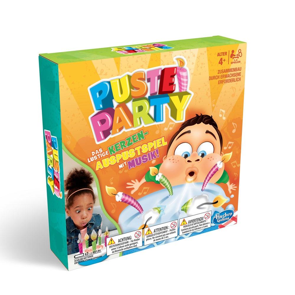 Puste Party Pustekuchen Spiel von Hasbro