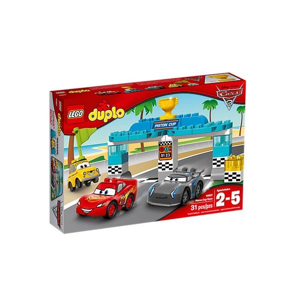 Lego 10857 Duplo Cars Pisten Cup Rennen