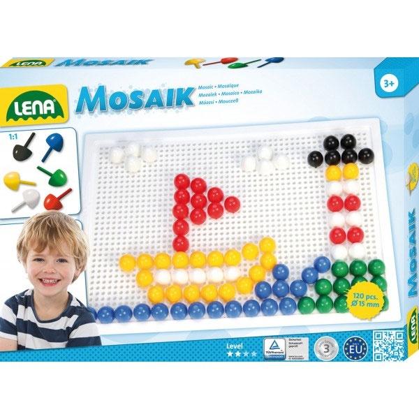 Mosaik Set 120 Stecker 15 mm