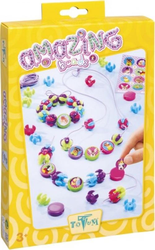 Totum Bastelset Amazing Beads Schmuck
