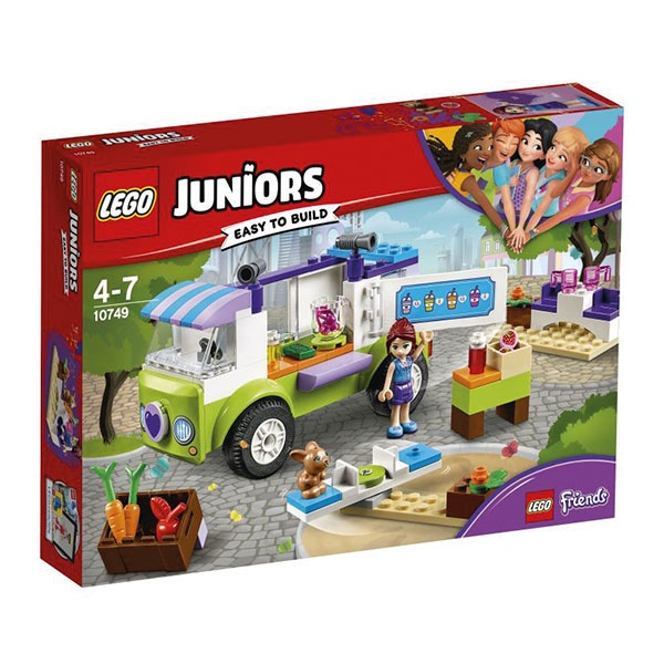 Lego Juniors 10749 Mias Bio Foodtruck