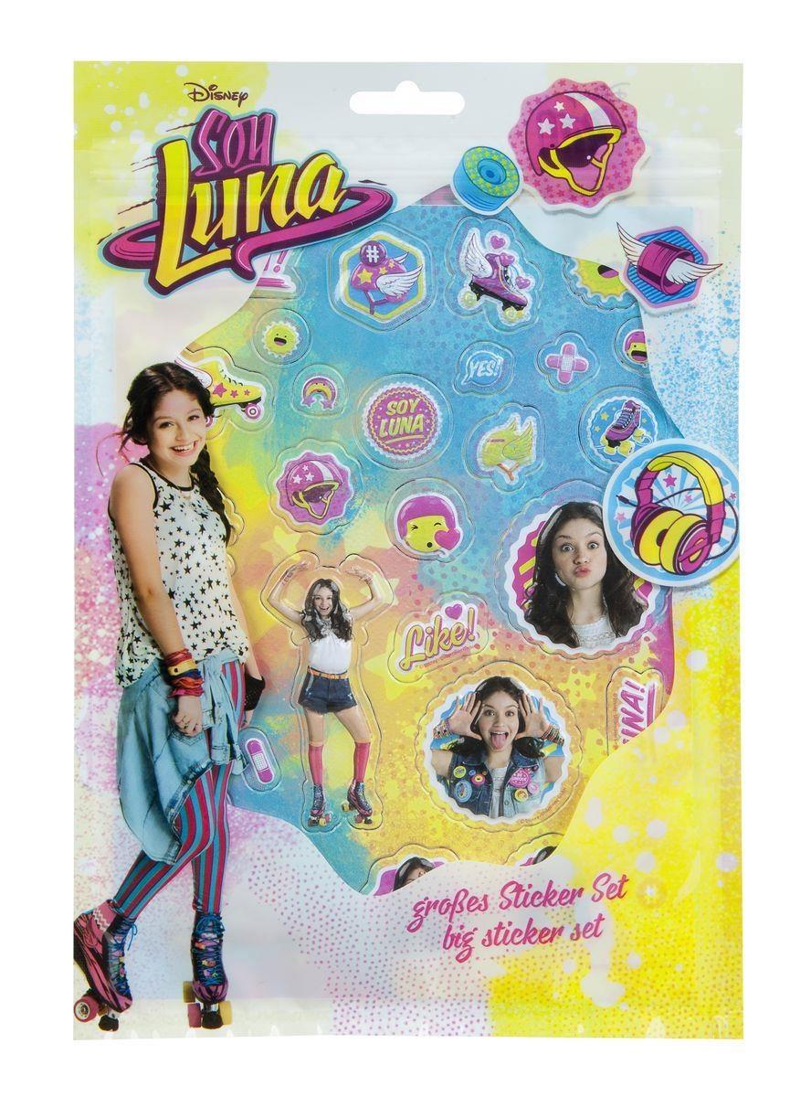 Soy Luna großes Sticker Set