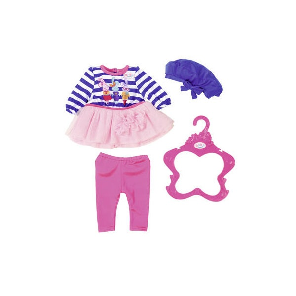 Baby Born Fashion Outfit, blau