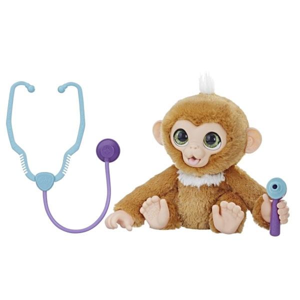 FurReal Friends Zandi der Affe von Hasbro