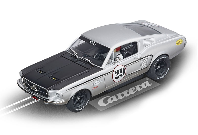 Carrera Digital 132 Ford Mustang GT No.29