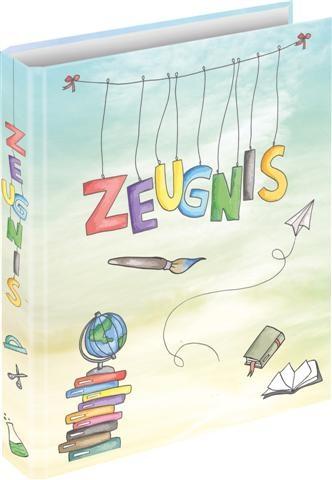 Zeugnisringbuch Schooldoodle