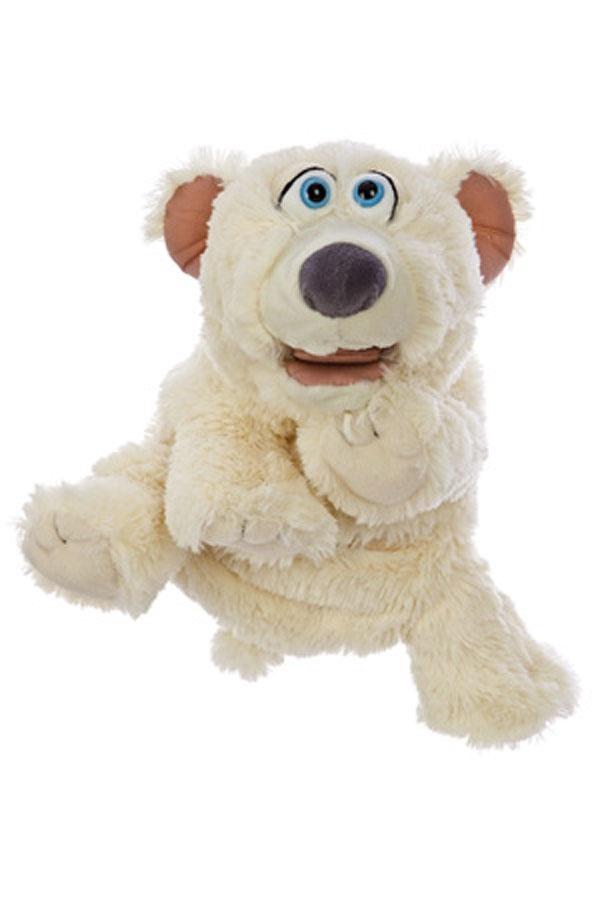 Living Puppets Handpuppe Eisbär W271