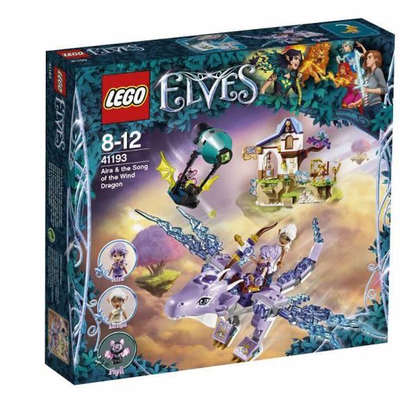 Lego Elves 41193 Aira und das Lied des Winddrachen