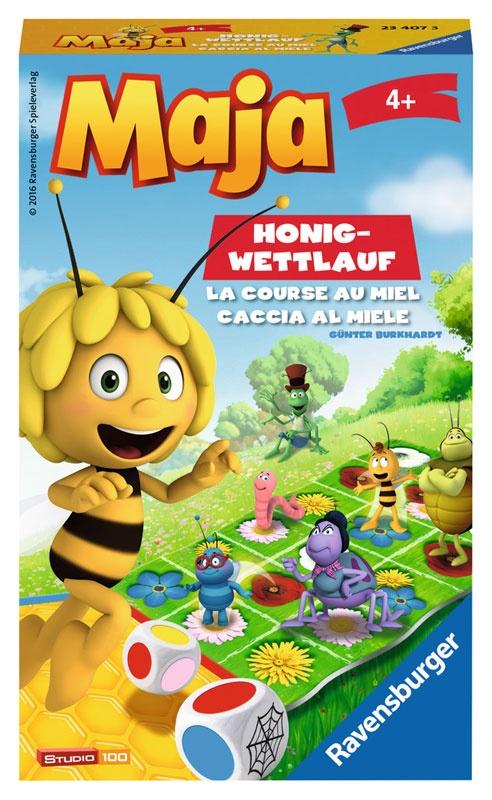 Ravensburger Biene Maja Honigwettlauf