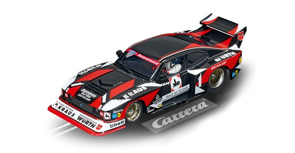 Carrera Digital 124 Ford Capri Zakspeed Turbo 23870