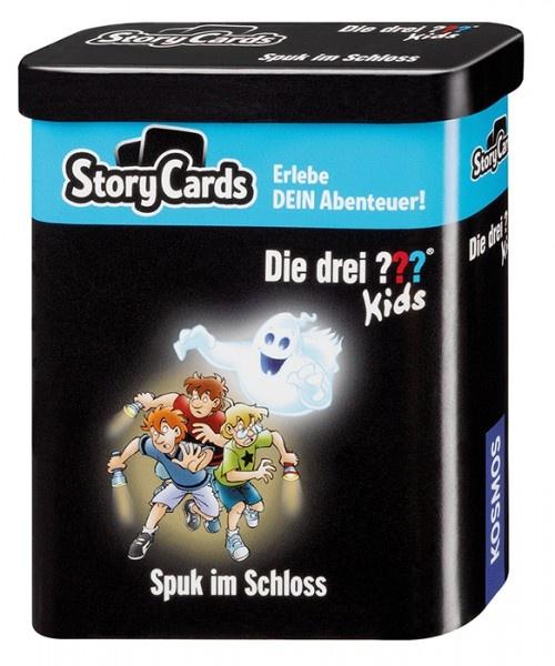 Story Cards ??? Kids Spuk im Schloss