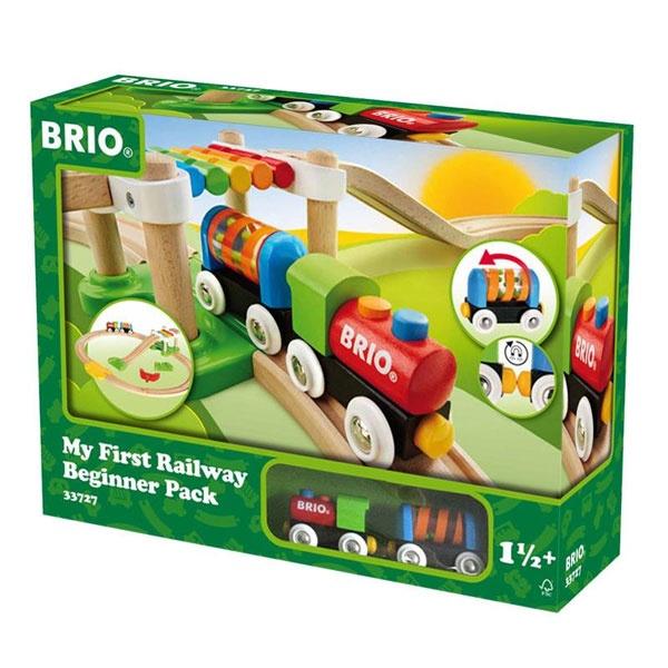 Brio - Mein erstes Brio Bahn Set