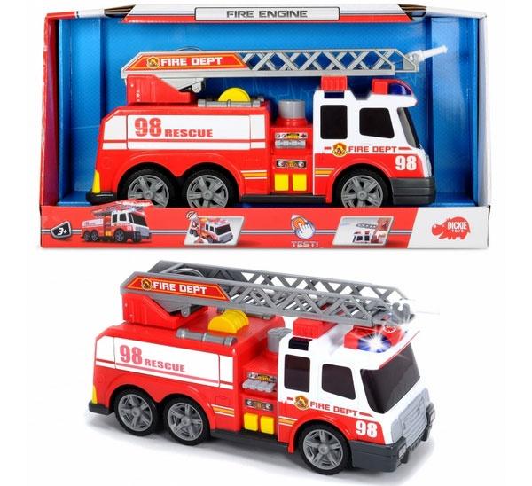 Fire Brigade Feuerwehr 30 cm