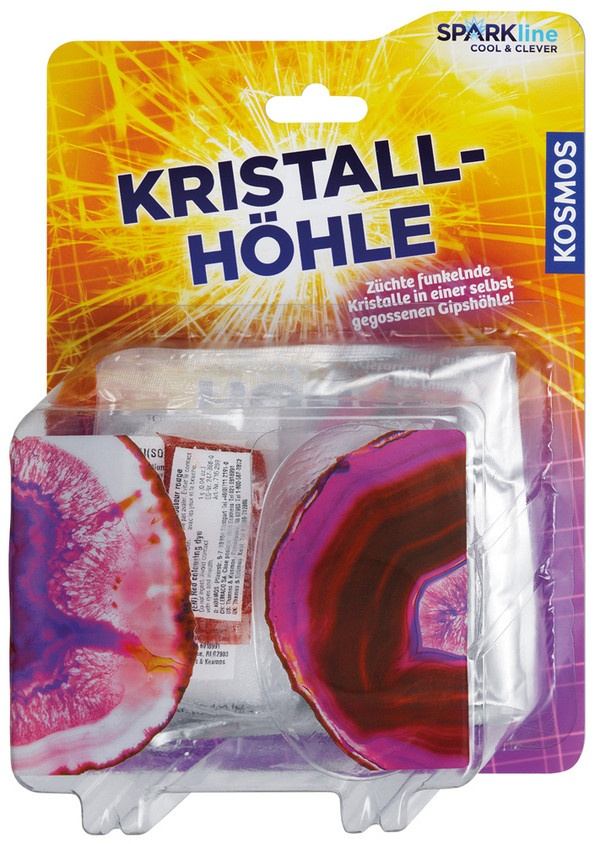 Sparkline Kristallhöhle
