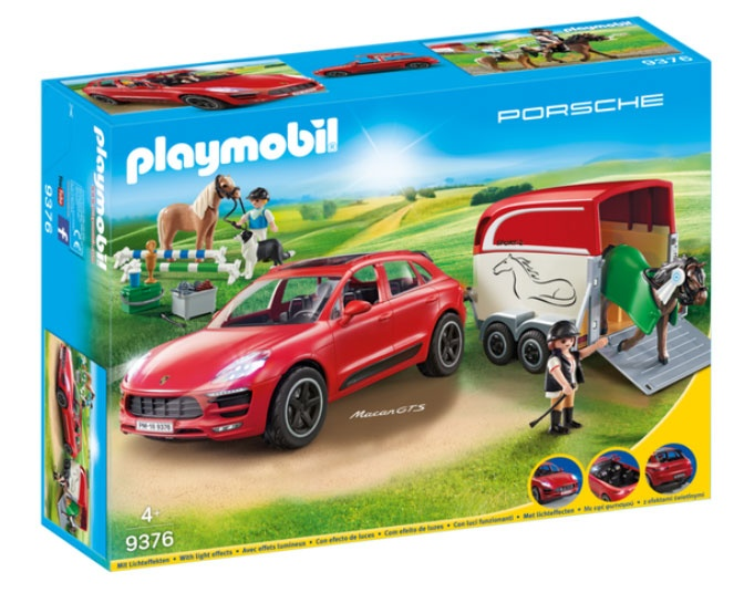 Playmobil 9376 Sports und Action Porsche Macan GTS