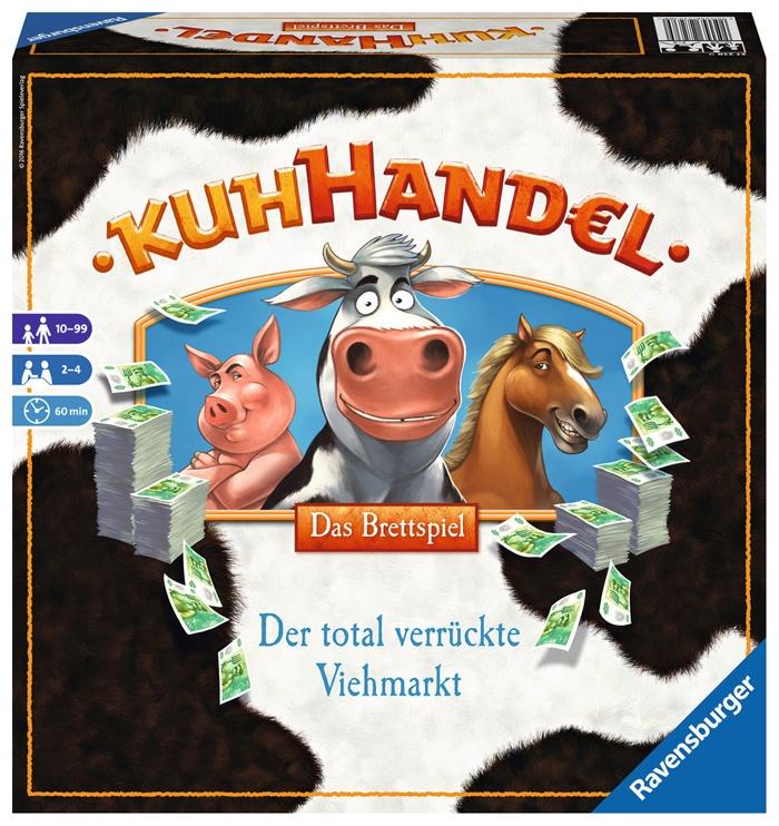 Ravensburger Kuhhandel Das Brettspiel