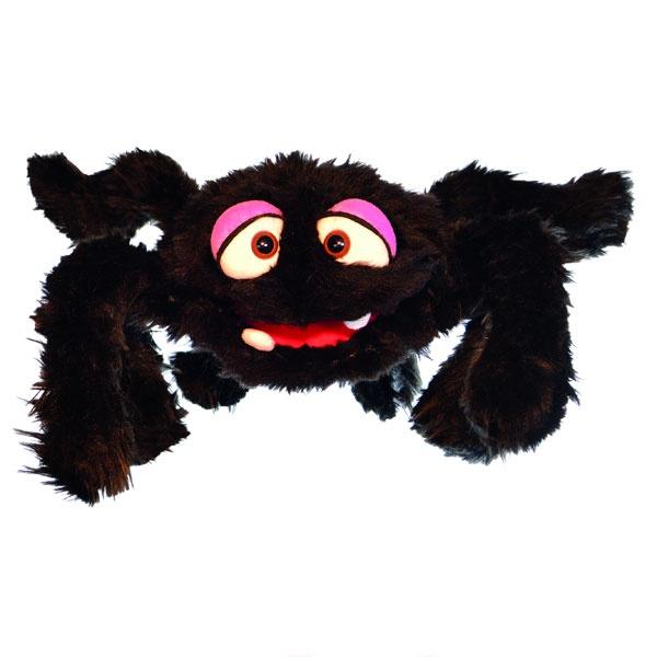 Handpuppe Minna die Spinne 35cm Living Puppets