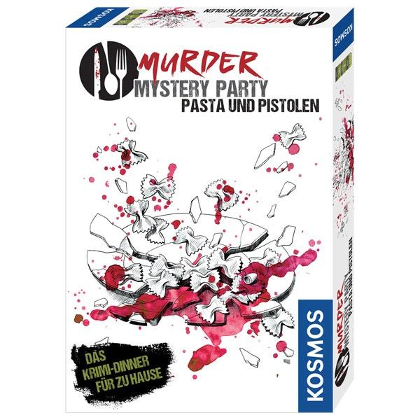 Murder Mystery Party - Pasta & Pistolen von Kosmos