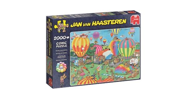 Puzzle Jan van Haasteren Das Ballonfestival 2000 Teile