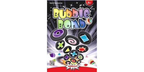 Bubble Bomb Actionspiel von Amigo
