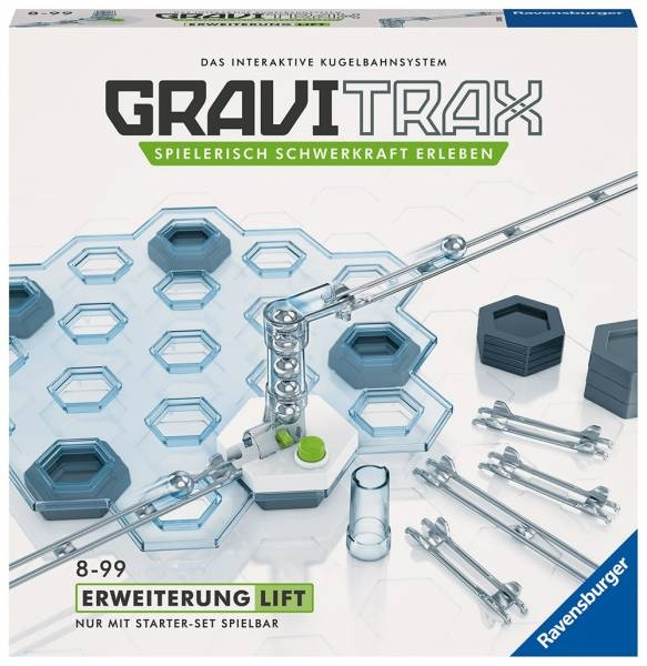 Ravensburger Gravitrax Erweiterung Lift 27611