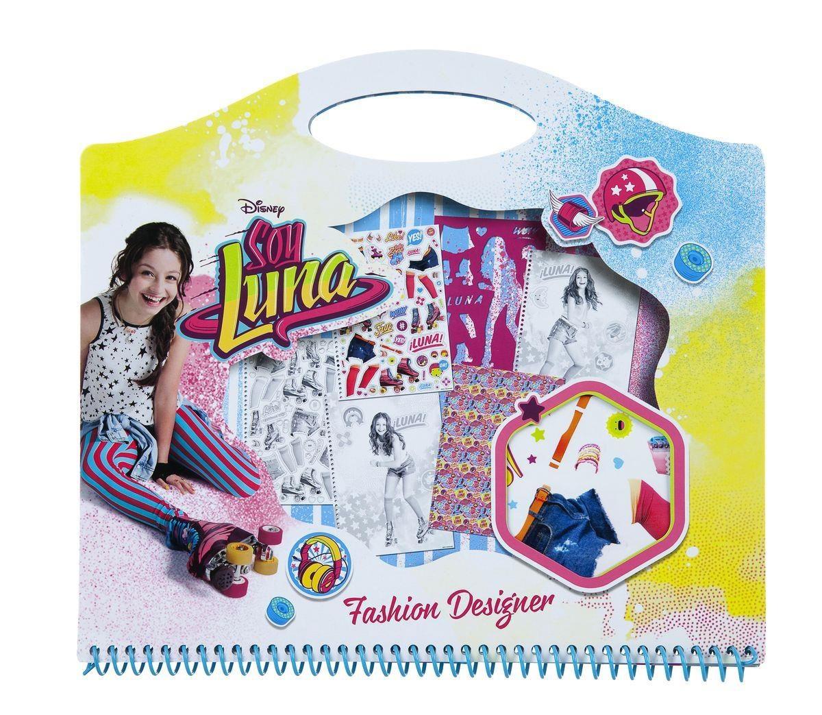 Soy Luna Fashion Designer