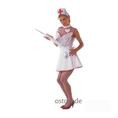 Kostüm Krankenschwester XL